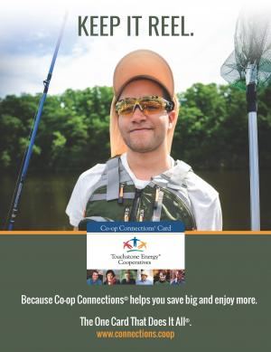 Co-op Connections Ad Fishing